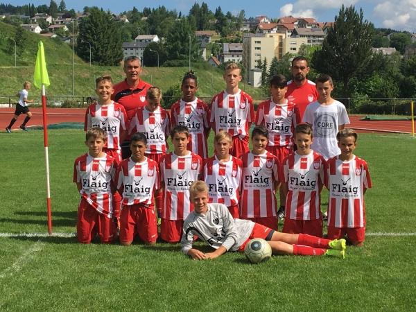 Bezirk Hochrhein: FC Tiengen 08