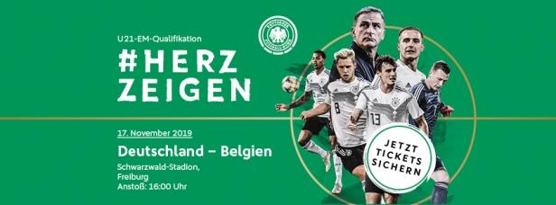 Ergebnis U21-Länderspiel